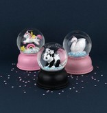 A Little Lovely Company Snowglobe Lamp Panda- A Little Lovely Company
