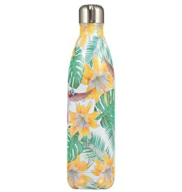 Chilly's Bottles Chilly's Bottle Tropical Flowers 500ml - Chilly's Bottles