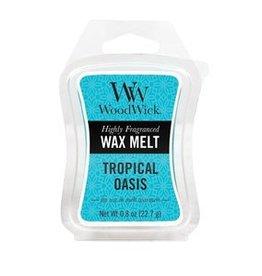 "WoodWick Wax Melt ""Tropical Oasis"" - WoodWick"