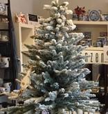 Home Society Kerstboom met Sneeuw 90cm - Home Society