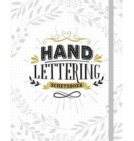 Deltas Handlettering Schetsboek - Deltas
