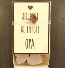 How Lovely Soap in a Box - Jij bent de Liefste Opa