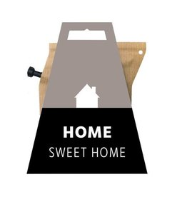 LIV 'N TASTE Coffeebrewer HOME SWEET HOME - CoffeeBrewer Gift