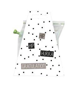 LIV 'N TASTE Hip Hip Hurra Gratulation - TeaBrewer Gift