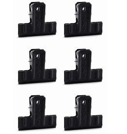 VT Wonen Set van 6 Clips Medium 5x4,5cm - VT Wonen