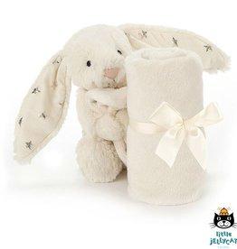 Jellycat Knuffel Doek Bashful Twinkle Bunny Soother - Jellycat