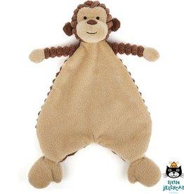 Jellycat Baby Aap Knuffeldoekje Cordy Roy - Jellycat