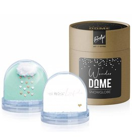 Wonder Dome Snowglobe Het Regent Liefde - Wonder Dome