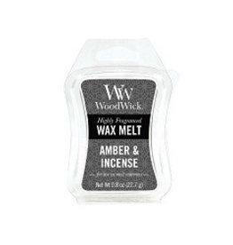 """WoodWick Wax Melt """"Amber & Incense"""" - WoodWick"""