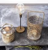 Home Society Led Lamp Boston Brass S - Home Society
