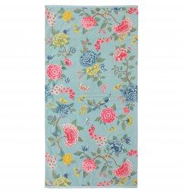 Pip Studio Handdoek groot Good Evening Blauw 70x140cm - Pip Studio