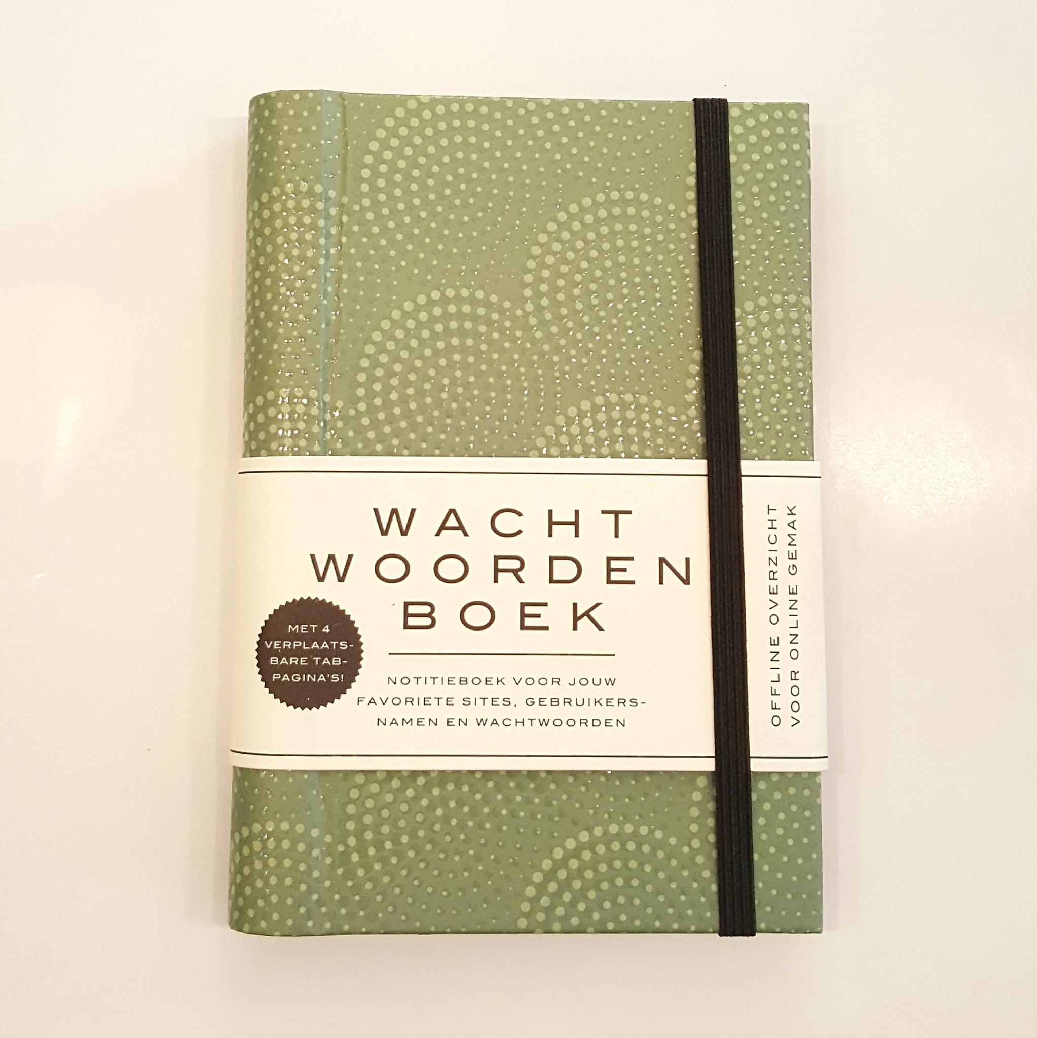 Wachtwoordenboek Groen