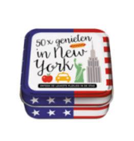 50x Genieten in New York - 50 Hippe Hotspots