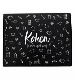 """Zoedt Cadeaupakket """"Koken"""" - Zoedt"""