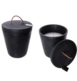 Home Society Kaars in Pot Oscar L - Home Society