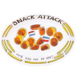 "Blond Amsterdam Ovale Schaal ""Snack"" - Blond Amsterdam"