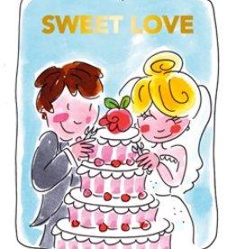 Blond Amsterdam Sweet Love Tea card - Blond Amsterdam
