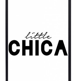 "Zoedt Poster ""Little Chica"" - Zoedt"