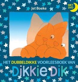 Dikkie Dik Dubbeldik voorleesboek met Dvd - Dikkie Dik