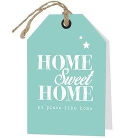 Wenskaart Home Sweet Home - Rebel30