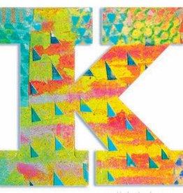 Djeco Houten Letter K - Djeco