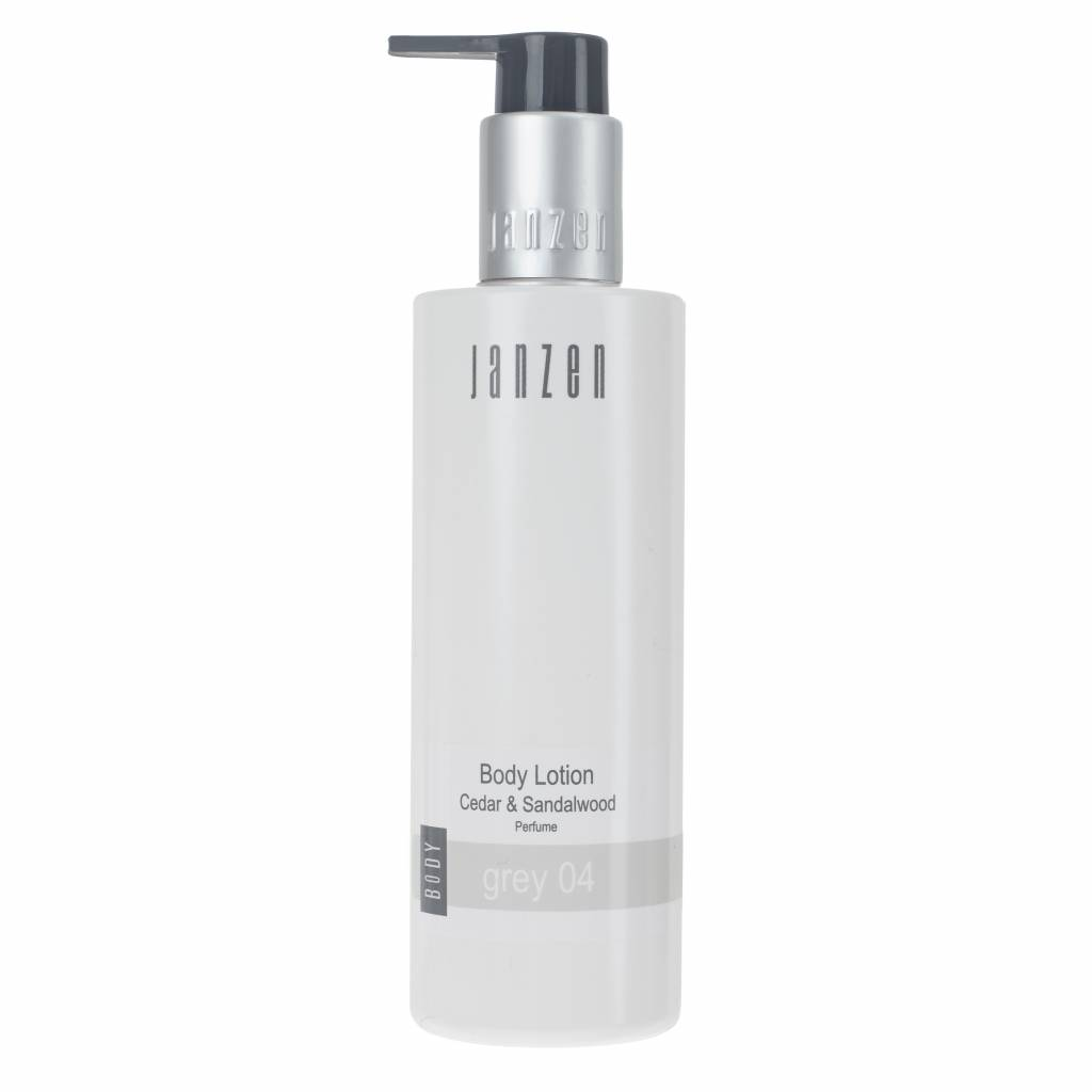 JANZEN Body Lotion Grey 04 250ml - JANZEN