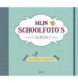 Deltas Mijn Schoolfoto's Album (groen) - Deltas