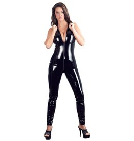 Black Level Lak Catsuit Met Rits