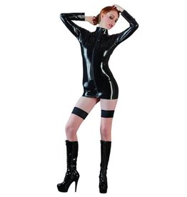 The Latex Collection Latex Shirt Met Lange Mouwen