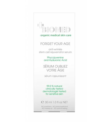 Biomed Forget Your Age Serum (30ml)