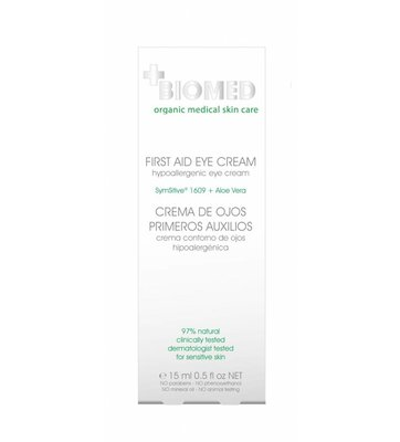Biomed First Aid Eye Cream (15ml)