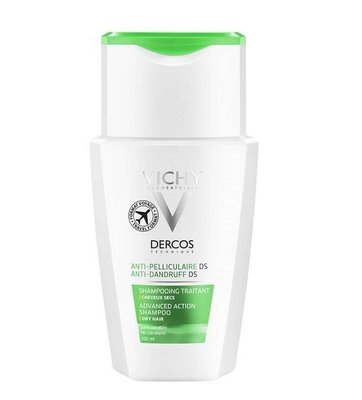Vichy Dercos Anti-roos Shampoo droog haar (100ml)