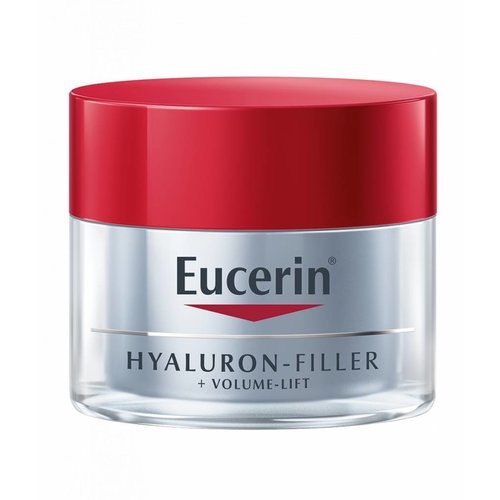 Eucerin Hyaluron-Filler + Volume-Lift nachtcreme (50ml)