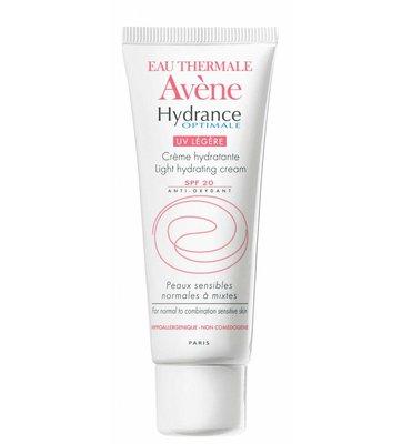Avène Hydrance Optimale UV licht (40ml)
