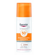 Eucerin Sun Photoaging Control CC Cream Medium SPF 50+ (50ml)