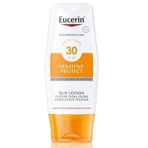 Eucerin Eucerin Sun Sensitive Protect Lotion Light SPF 30 (150ml)