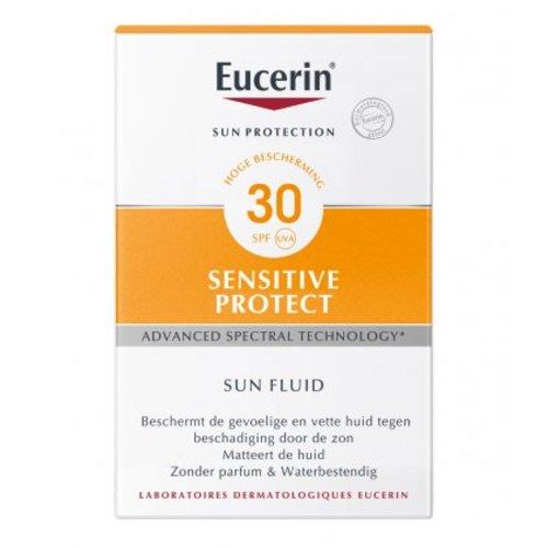 Eucerin Sun Sensitive Protect Fluid SPF 30 (50ml)