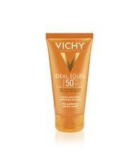 Vichy Ideal Soleil Fluweelachtige Crème SPF50+ (50ml)