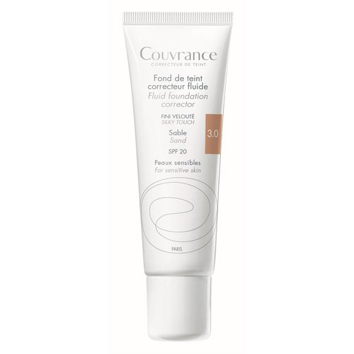 Avène Couvrance Vloeibare Foundation sable nr 3 (30ml)