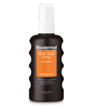Biodermal Sun Tan Extra Bodyspray (175ml)