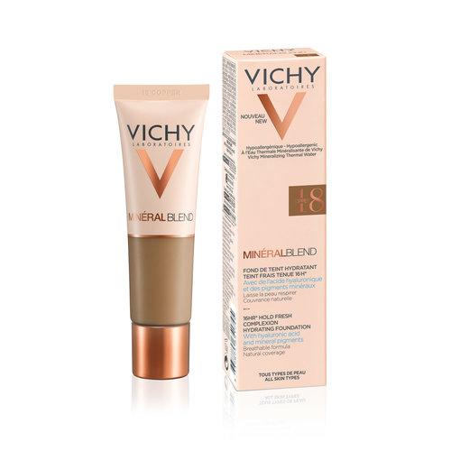 Vichy Minéralblend Foundation 18 Copper (30ml)