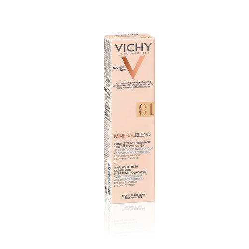 Vichy Minéralblend Foundation 01 Clay (30ml)