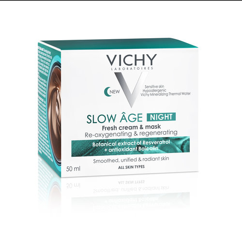 Vichy Vichy Slow Age Nachtcrème (50ml)