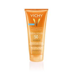 Vichy Vichy Idéal Soleil Ultra-smeltende Melk-gel SPF50 (200ml)