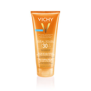 Vichy Vichy Idéal Soleil Ultra-smeltende melk-gel SPF30 (200ml)