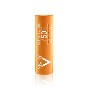 Vichy Vichy Ideal Soleil Stick Gevoelige Zones SPF50+ (9ml)