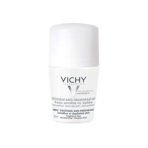 Vichy Vichy Deodorant Gevoelige of Geëpileerde Huid Roller (50ml)