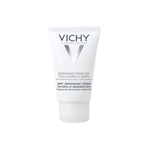 Vichy Vichy Deodorant Gevoelige of Geëpileerde Huid Crème (40ml)