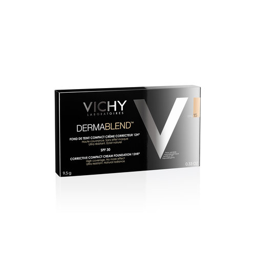 Vichy Vichy Dermablend Corrigerende Compact Crème Foundation 15 (9,5g)