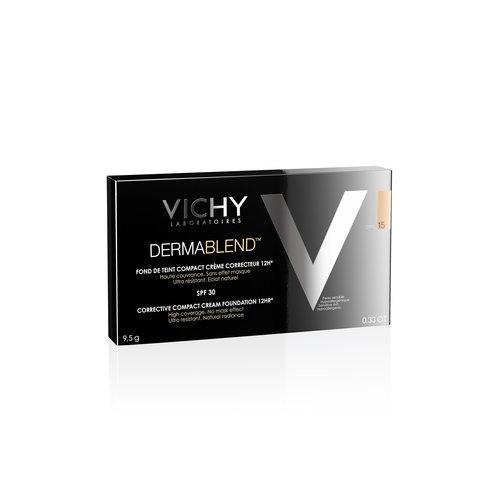 Vichy Vichy Dermablend Corrigerende Compact Crème Foundation 15 (9,5g)